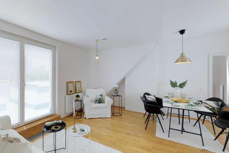 Wohnzimmer Maisonette Top 405